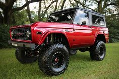 1976 Ford Bronco By Velocity Restorations | HiConsumption