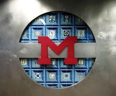 The Lisbon Metro is the rapid transit system of Lisbon, Portugal. Opened in December it was the first subway system in Portugal. Portuguese Tiles, Metro Station, Public Transport, Art World, Logos, Train, Sign, Sculpture, Holidays