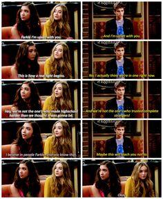 "#GirlMeetsWorld 3x01 ""Girl Meets High School: Part One"" - Riley, Maya and Farkle"