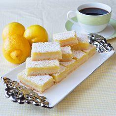 Super Easy Lemon Bars - Rock Recipes - Rock Recipes