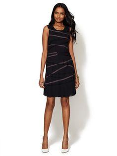 Cynthia Rowley Ribbon Wrapped Tulle Dress