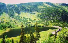 Discovering my homeland - #Poland in June! Karkonosze mountains (part of Sudetes) located at the Polish-Czech offer absolutely spectacular landscapes and peace that is hard to find anywhere else.