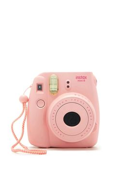 Fujifilm Instax Mini 8 Instant Film Camera (Pink) with 40 Instant Film + Case + Batteries & Charger + Kit Instax Mini 8 Camera, Fujifilm Instax Mini 8, Forever 21 Outfits, Instant Film Camera, Beach Babe, Shop Forever, Tech Accessories, Rose, Photos