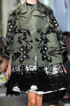 Antonio Marras Spring 2014 RTW - Another favorite. There are so many to love!