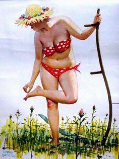 Hilda, by Duane Bryers