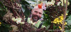 Henck Röling, Master Florist - Pumpkin Beth Kew Gardens, Botanical Gardens, Water Dragon, Fortnum And Mason, Cut Flowers, Floral Arrangements, Art Work, The Good Place, Orchids