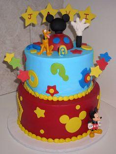 Lovely Cakes For Kids Birthday