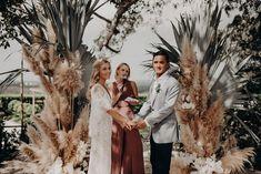 Our beautiful in her dress 📸 Safari Wedding, Boho Beach Wedding, Bali Wedding, Tree Wedding, Wedding Bells, Wedding Flowers, Wedding Ideas, Wedding Inspiration, Flower Decorations