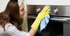 Come pulire il forno senza prodotti chimici