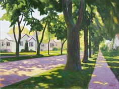 'Mulvey' 2014 oil on canvas by Terry Watkinson at Mayberry Fine Art Winnipeg