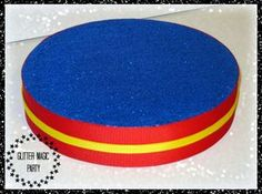 Stand - Lollipops or Cakepops Stand - Blue, Red and Yellow Colors