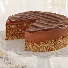 Nutella tortu Hazirlanmasi - Yemək Resepti