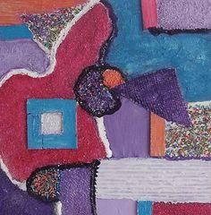 Geen titel, schilderij van Anita Dielen | Abstract | Modern | Kunst