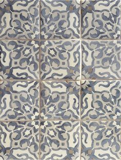 Walker Zanger - honestly, could this tile be any more beautiful? I love it!