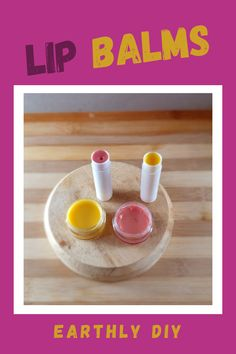 This video shows you 2 DIY/homemade lip balm recipes. These recipes are very easy and are made with all-natural ingredients. The 1st is made with shea butter, beeswax, coconut oil and peppermint essential oil while the 2nd lip balm is made with cocoa butter, beeswax, almond oil and lavender essential oil. lip balm diy, how to make lip balm with beeswax, all-natural lip balm, homemade lip balm, lip balm recipe with shea butter, diy lip balm with coconut oil, lip balm recipe for dry lips, Homemade Lip Balm, Diy Lip Balm, Lip Care, Body Care, Cocoa Butter, Shea Butter, Ayurvedic Skin Care, Lip Balm Recipes, Natural Lip Balm