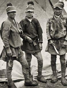 sami nomads | Young Swedish Sami Nomads early 1900 | Flickr - Photo Sharing!