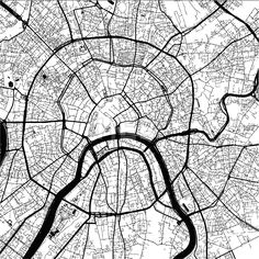 Download from $0.99, Moscow, Capital of Russia, Monochrome Map Artprint, Vector Outline Version, ready for color change, Separated On White..., #administrative #area #atlas #border #capital #cartography #city #detail #downtown #geography #graphic #harbor #highways #illustration #image #interstate #macro #map #monochrome #moscow #neighborhoods #outline #roads #russia #sign #states #streets #symbol #tourism #travel #trip #united #vacation #vector #view #visit #white