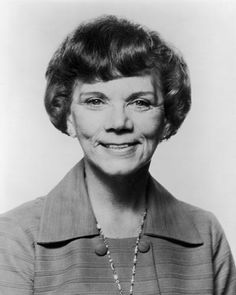 A young Ellen Corby...was a supporting actor in many movies of the 1950s and 1960s...she later played Grandma Walton.