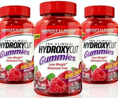 Meet your weight loss goals with some help from Hydroxycut. Try a FREE sample of their new gummies.
