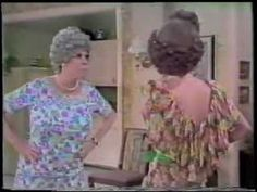 Carol Burnett Show outtakes - Mama on a roll, OH MY!!