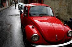 Maggiolino Rosso <3