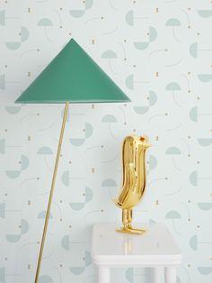Eco Wallpaper by Jaime Hayon - Primitive Roll 9230