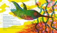 Beastly Verse: From Lewis Carroll to William Blake, Beloved Poems About Animals in Vibrant and Unusual Illustrations | Brain Pickings