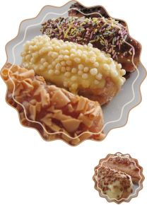 CHUCRÊ - Churros Gourmet Churros, Food Cakes, Churro Cake, Beignets, Doughnuts, Frosting, Waffles, Cake Recipes, Vegetables
