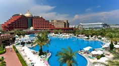 A great relaxing and peaceful holiday is waiting for you in Antalya, Hotels In Turkey, Delphine, Palace Hotel, Cheap Hotels, Kochi, Travel Images, Hotel Deals, Best Hotels