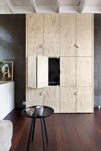hinged folding cabinet doors