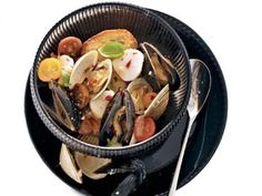 Shellfish in Brodetto | KitchenDaily.com