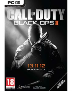 Call of Duty Black Ops 2 + Mapa Nuketown 2025 + Camiseta Exclusiva