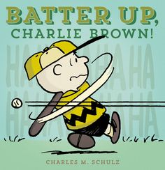 Batter Up, Charlie Brown! #1 - HC (Issue)