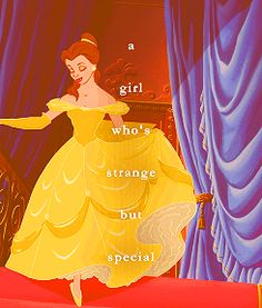 What I love about Belle