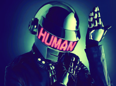 Complete Collection of Participants and Projects for the 2016 Istanbul Design Biennial Revealed, Human Helmet, Daft Punk . Image Courtesy of Istanbul Design Biennial Daft Punk, Science Fiction, Thomas Bangalter, Sea Wallpaper, 1080p Wallpaper, New Retro Wave, Punk Art, Dubstep, Retro Futurism