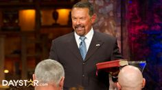 """Larry Huch at """"Heart for the World"""" [Daystar.com]"""
