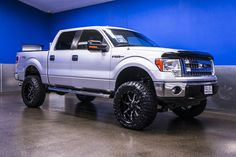 Used 2013 Ford XTR with miles at Northwest Motorsport in Puyallup, WA. Buy a used Silver Ford F150 Lifted, Lifted Ford Trucks, 4x4 Trucks For Sale, New Trucks, F150 Truck, Jeep Truck, Bad Boys Toys, Boy Toys, Black Truck