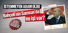 Bahçeli'nin #Samsun'da Ne İşi Var?: Devlet Bahçeli'nin Samsun'da iftar davetine katılacağı haberi şehirde infial yarattı. Devamı için…