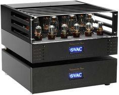 VAC 450S Dual Mono Stereo Amplifier
