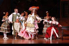 Matthew Donnelly as Gamache in Don Quixote 2013 The Australian Ballet
