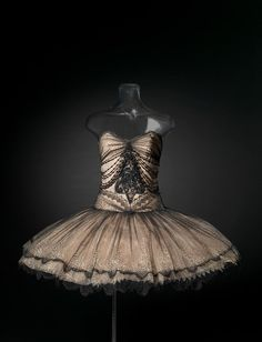 Tutu by Collette Dinnigan for the Australian Ballet and the NGV