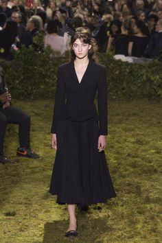 Défilé Dior Haute couture printemps-été 2017 18