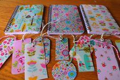 DIY Mes jolis Notebooks » croquelavieenrose.fr - La petite vie en rose d'Anouk, Maïa et Azia.