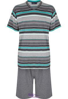 1a3a74ecbe5 20 Best Striped Nightwear for Men images in 2018 | Nightwear ...