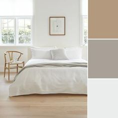 7 Soothing Bedroom Color Palettes - The Design Chaser