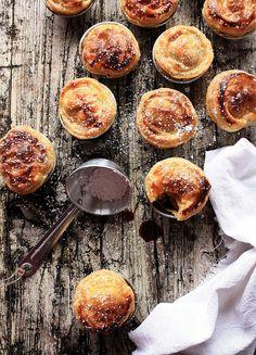 puffed tarts