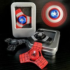 Wholesale Wholesale Anti-Anxiety 360 Fidget Spinner/ Spiderman Man Fidget Toy - Alibaba.com