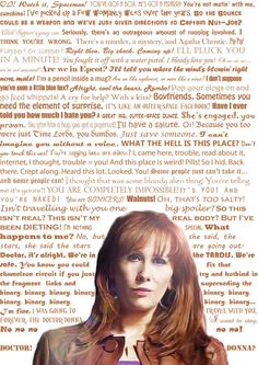 Catherine Tate - Donna Noble from Doctor Who Dr Who, Catherine Tate, Donna Noble, Don't Blink, Tenth Doctor, Torchwood, Por Tv, Time Lords, Geek Out