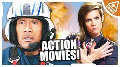 7 Action Movies for Adrenaline Junkies! (Nerdist News w/ Cameron Esposito) Cameron Esposito, Action Movies, Nerdy, Entertaining, Music, Funny, Youtube, Musica, Musik