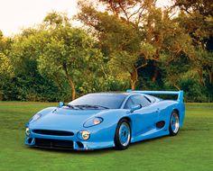 1994 Jaguar XJ220 TWR